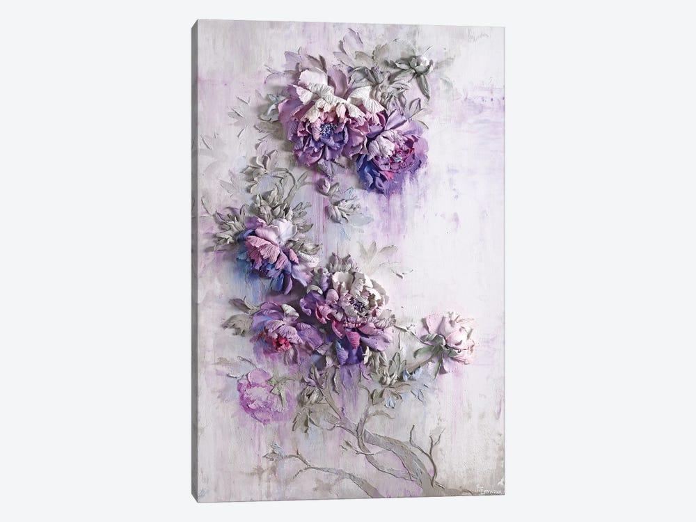 Purple Rain by Evgenia Ermilova 1-piece Canvas Artwork
