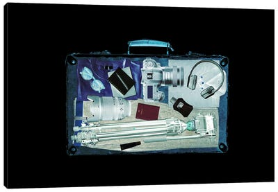 Baggage Claim Canvas Art Print