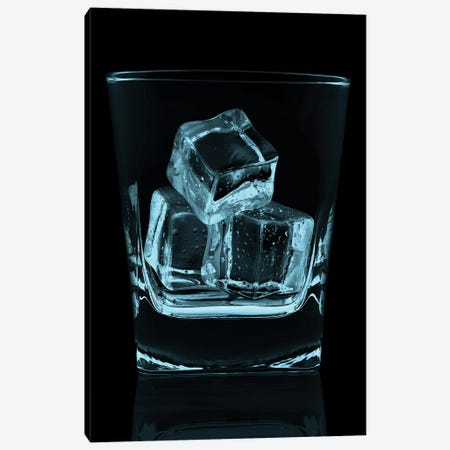 Whiskey Rocks I Canvas Print #EEX26} by 5by5collective Canvas Artwork