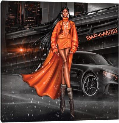 Rihanna Canvas Art Print