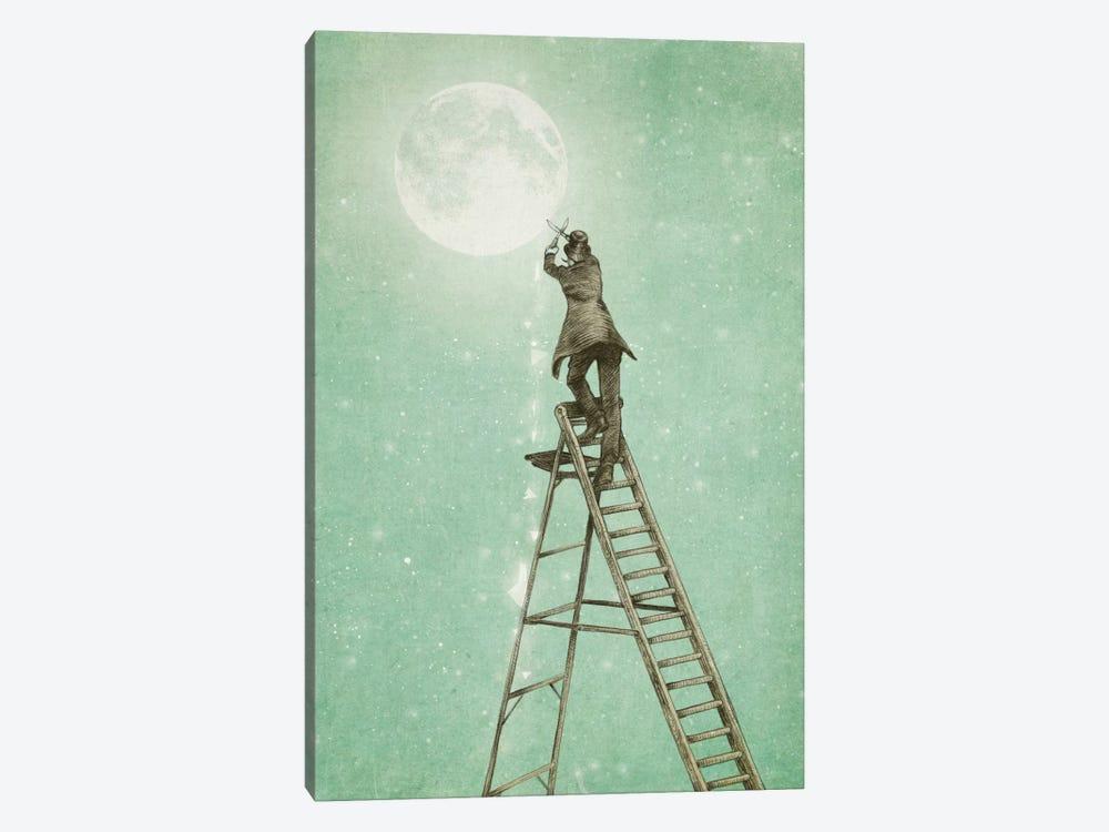 Waning Moon by Eric Fan 1-piece Canvas Art Print