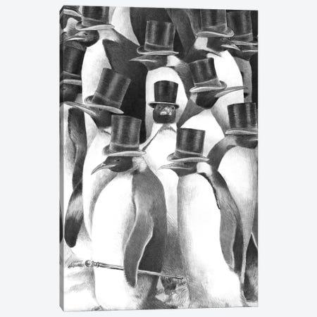 A Gathering of Gentlemen Canvas Print #EFN23} by Eric Fan Canvas Print