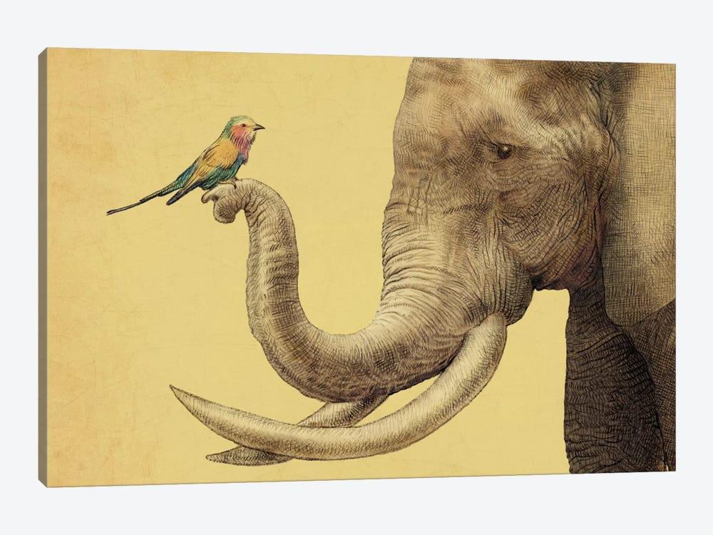 A New Friend by Eric Fan 1-piece Canvas Art Print