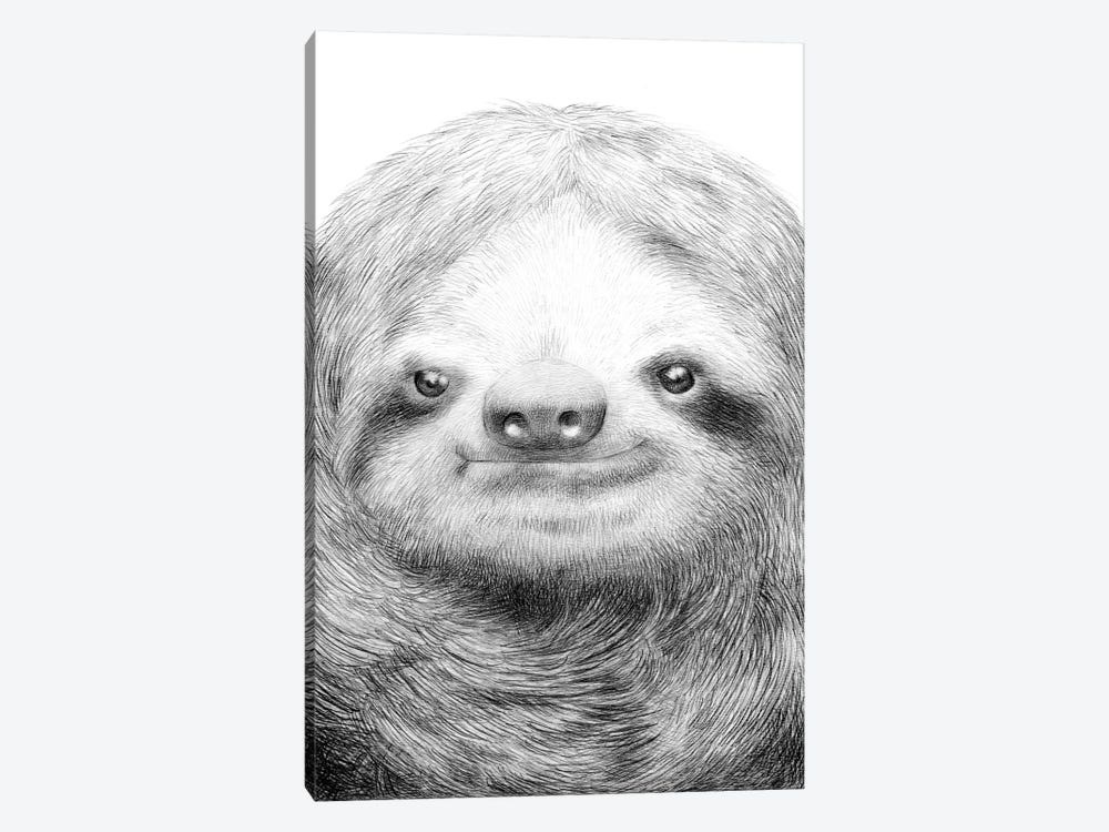 Sloth by Eric Fan 1-piece Canvas Print
