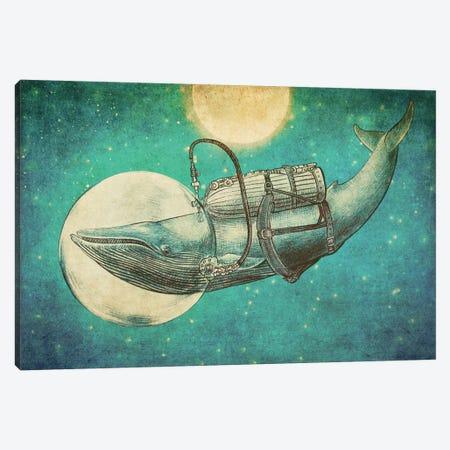 The Journey Canvas Print #EFN64} by Eric Fan Canvas Wall Art