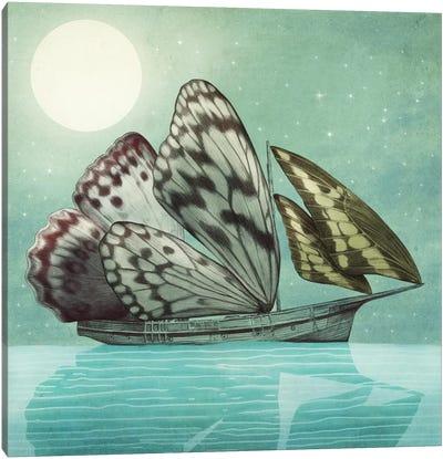 The Voyage Canvas Print #EFN66