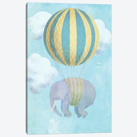 Up And Away Canvas Print #EFN85} by Eric Fan Canvas Wall Art