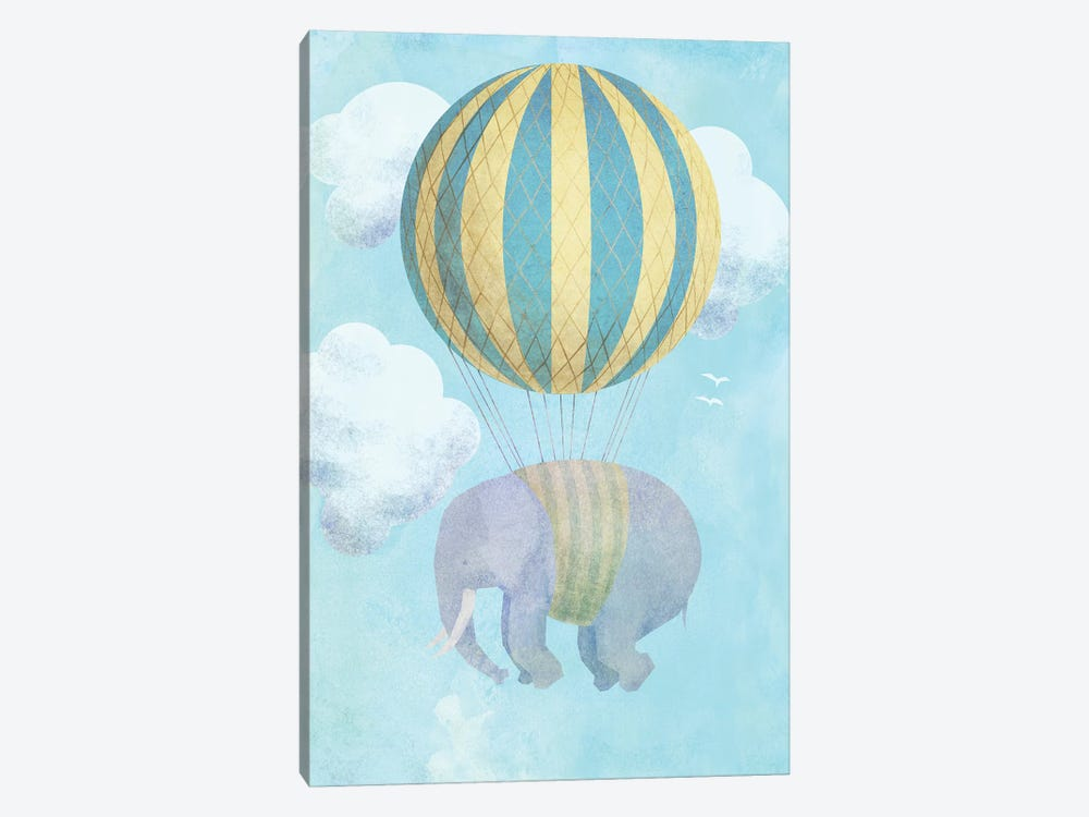 Up And Away by Eric Fan 1-piece Canvas Art