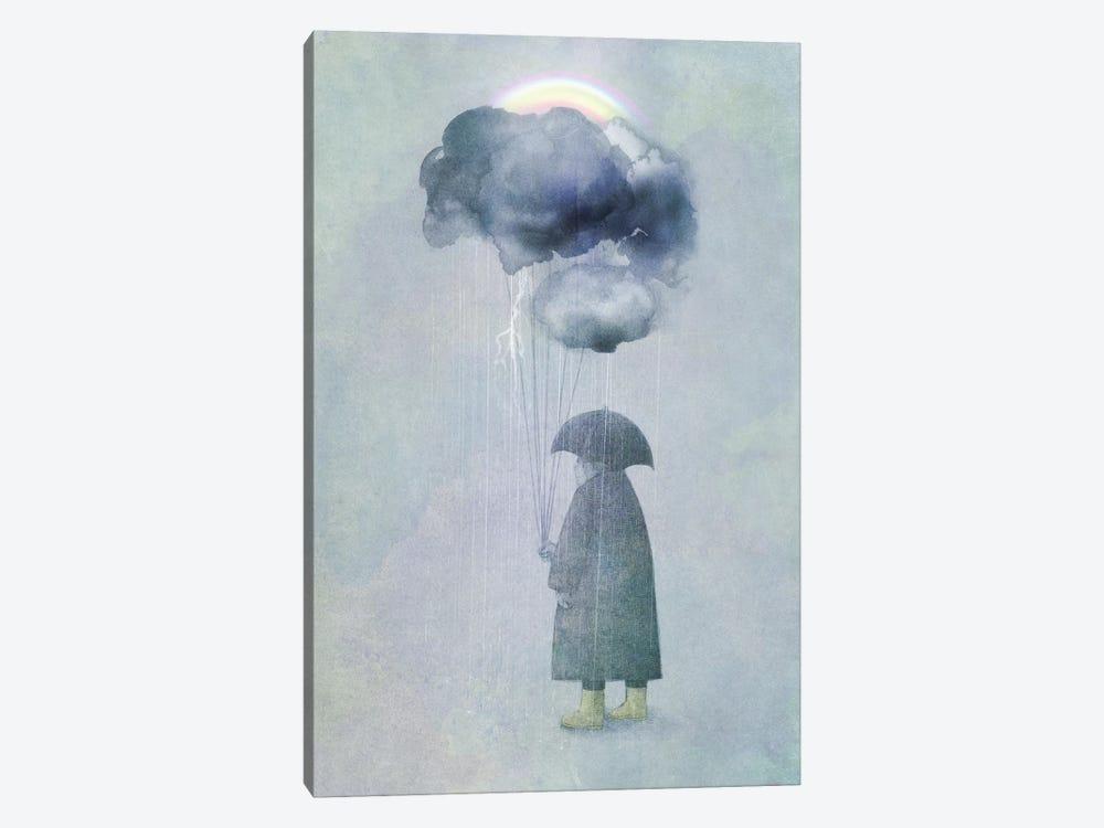 The Cloud Seller by Eric Fan 1-piece Canvas Wall Art
