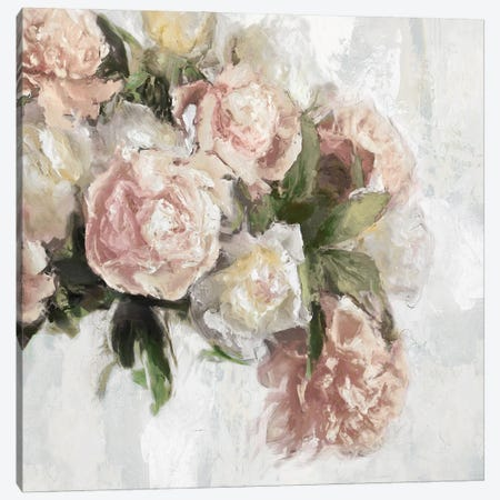 Floral Pastel II Canvas Print #EFO11} by Emily Ford Canvas Art Print