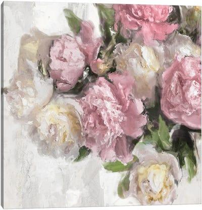 Floral Pink II Canvas Art Print