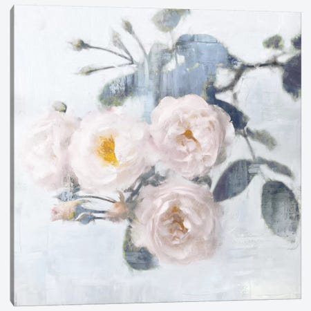 Delicate Blush I Canvas Print #EFO1} by Emily Ford Canvas Wall Art