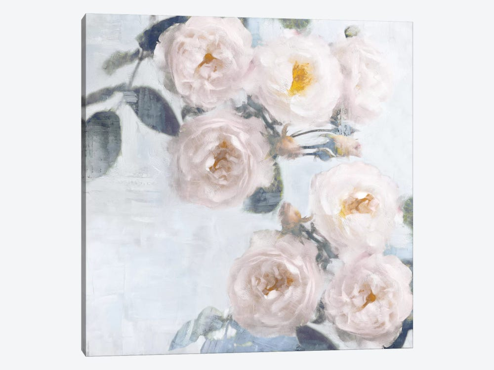 Delicate Blush II by Emily Ford 1-piece Canvas Artwork
