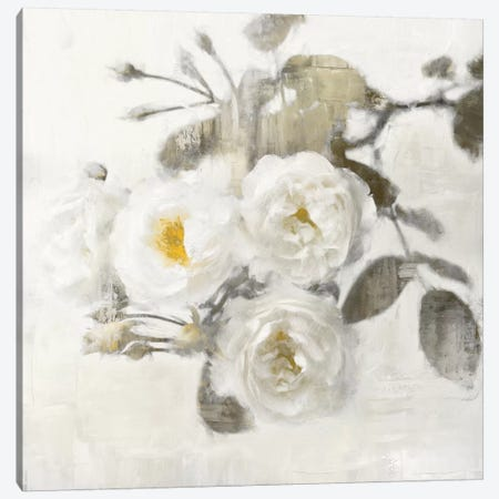 Delicate I Canvas Print #EFO3} by Emily Ford Canvas Artwork