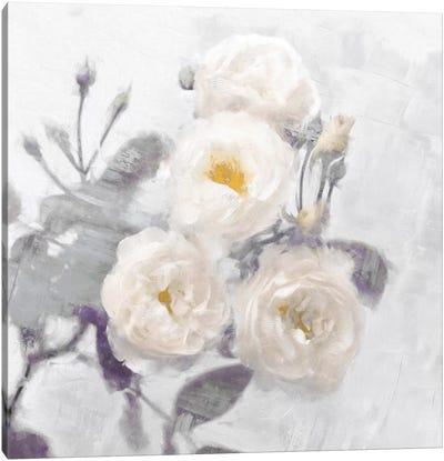 Delicate Purple I Canvas Art Print