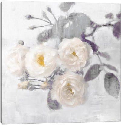 Delicate Purple II Canvas Art Print