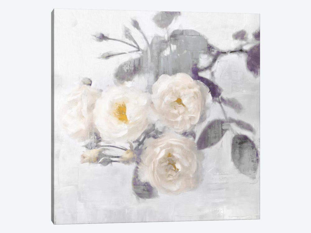 Delicate Purple II by Emily Ford 1-piece Canvas Print