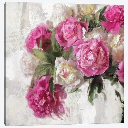 Floral Joy I Canvas Print #EFO8} by Emily Ford Canvas Wall Art