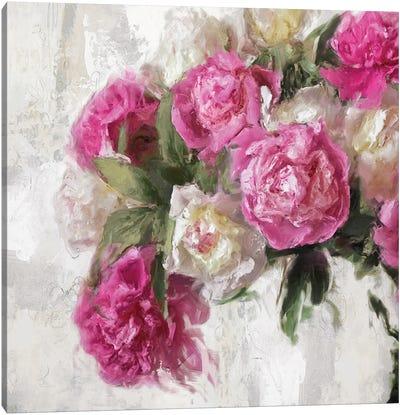 Floral Joy I Canvas Art Print