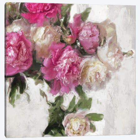 Floral Joy II Canvas Print #EFO9} by Emily Ford Canvas Art