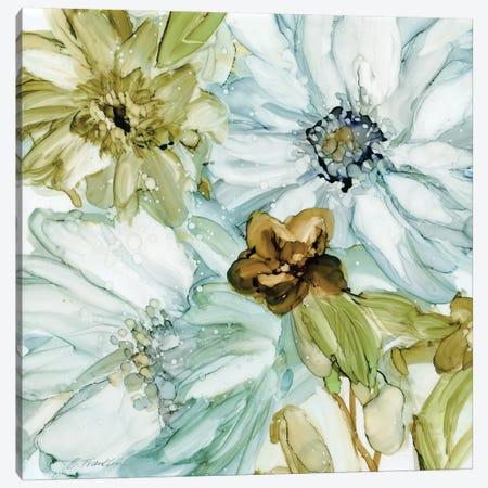 Seaglass Garden I Canvas Print #EFR7} by Elizabeth Franklin Canvas Print