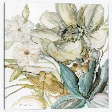 Seaglass Garden II Canvas Print #EFR8} by Elizabeth Franklin Canvas Wall Art