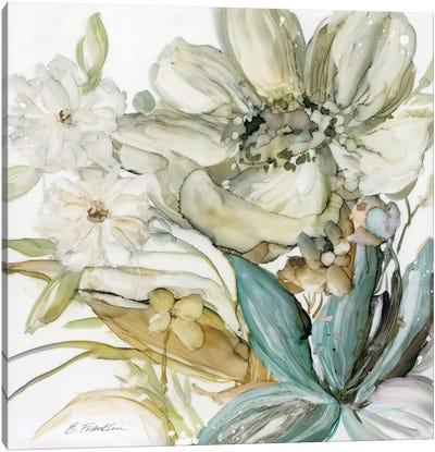 Seaglass Garden II Canvas Art Print