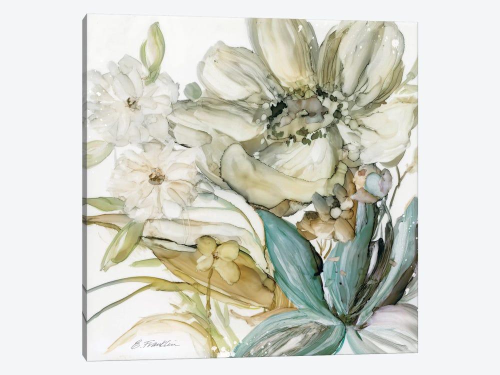 Seaglass Garden II by Elizabeth Franklin 1-piece Canvas Art Print