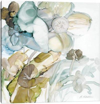 Seaglass Garden III Canvas Art Print