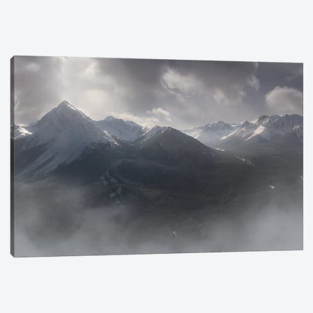 Higher Than The Sky Canvas Print #EFS13} by Enrico Fossati Canvas Print