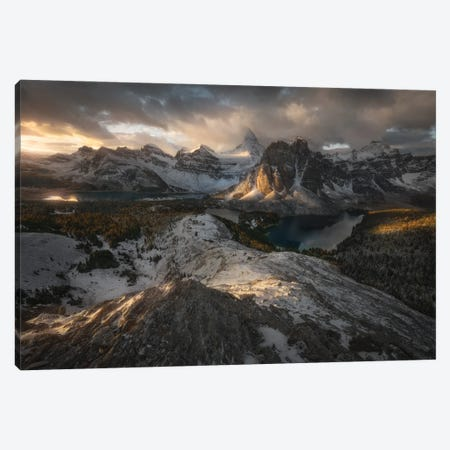 Middle Earth Canvas Print #EFS20} by Enrico Fossati Canvas Wall Art