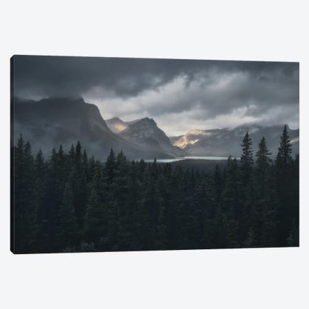 Nan Elmoth Canvas Print #EFS21} by Enrico Fossati Canvas Wall Art