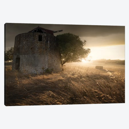 Abbandoned Canvas Print #EFS36} by Enrico Fossati Canvas Art