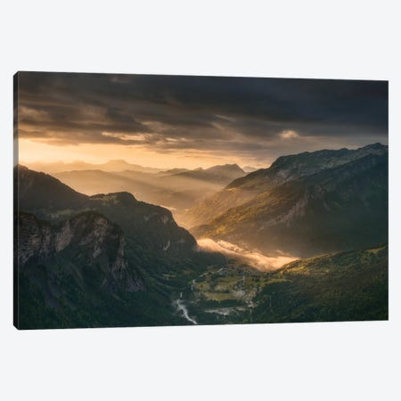 After The Storm Canvas Print #EFS37} by Enrico Fossati Canvas Wall Art