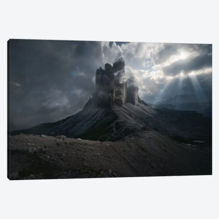 Towers Of Heaven Canvas Print #EFS94} by Enrico Fossati Canvas Art