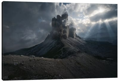 Towers Of Heaven Canvas Art Print