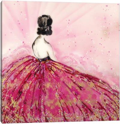 Mille Fleurs Canvas Art Print