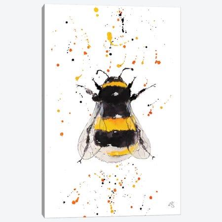 Queenie Canvas Print #EGT21} by Elizabeth Grant Canvas Artwork