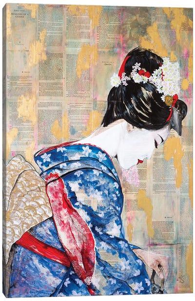 Tea Ceremony Canvas Art Print