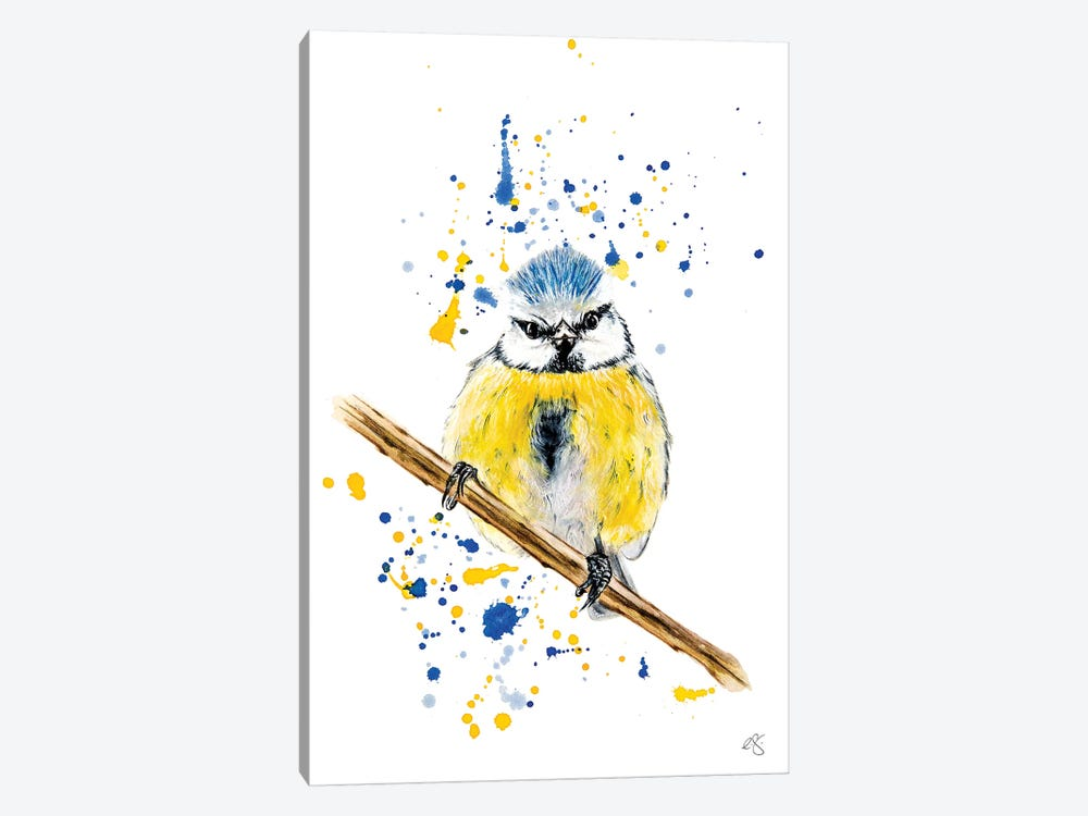 You Looking At Me! by Elizabeth Grant 1-piece Art Print