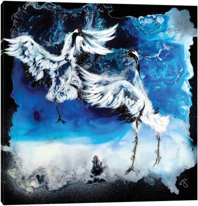 Midnight Mischief Canvas Art Print
