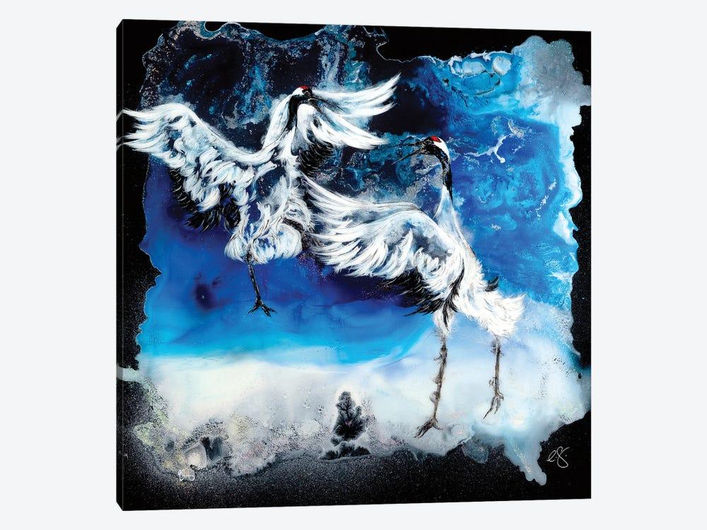 Midnight Mischief by Elizabeth Grant 1-piece Art Print