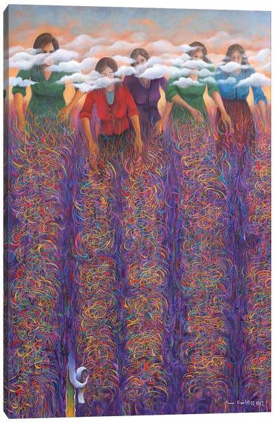 In A Dream World Canvas Art Print
