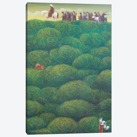 Migration Season Canvas Print #EGU12} by Emin Güler Canvas Art