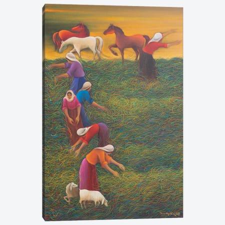 You Are The Spring Canvas Print #EGU27} by Emin Güler Canvas Artwork