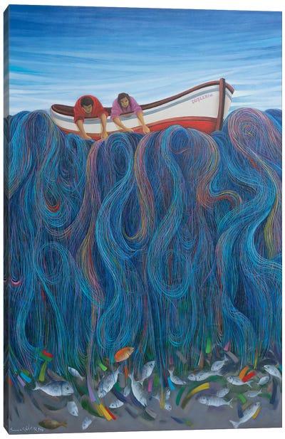 Chasing Hope Canvas Art Print