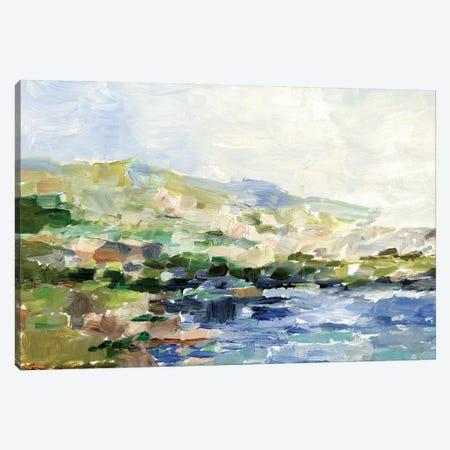 Summer Cove I Canvas Print #EHA1006} by Ethan Harper Canvas Print