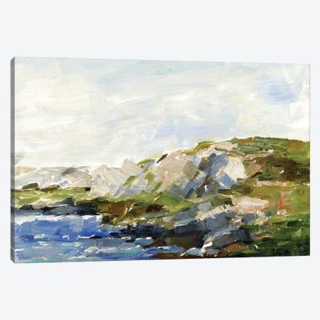 Summer Cove II Canvas Print #EHA1007} by Ethan Harper Canvas Art Print