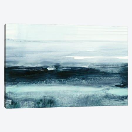 Viridian Mist I Canvas Print #EHA1009} by Ethan Harper Canvas Art