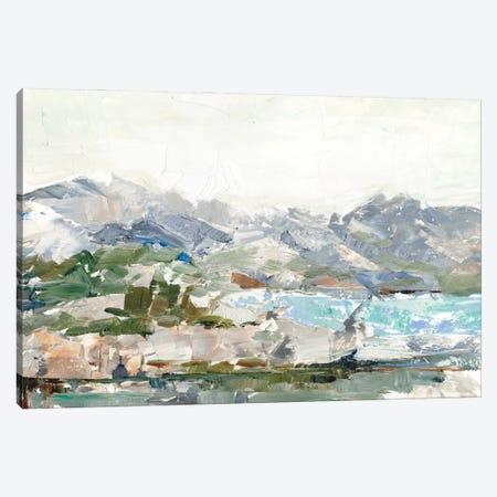 Winter Cove I Canvas Print #EHA1012} by Ethan Harper Art Print